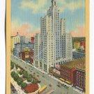 Industrial Trust Building Providence Rhode Island Postcard