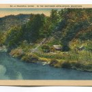 A Peaceful Scene in the Southern Appalachian Mountains Postcard