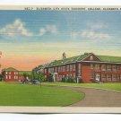 Elizabeth City State Teachers College Elizabeth City North Carolina Postcard