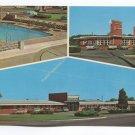 Quality Inn Tomahawk Ahoskie North Carolina Postcard