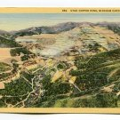 Utah Copper Mine Bingham Canyon Utah Postcard