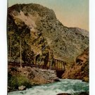 First Bridge Ogden Canyon Utah Postcard