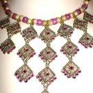 #NE425 - Elegant Necklace and Earring Set