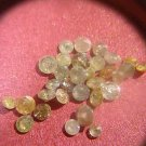 NAT-FANCYCOLOURDIAMONDLOT-10CTW,4MM,-0.20-O.30CTWSIZEPC