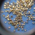 NAT- COFFEEBROWN DIAMOND-3.5MMSIZE-2CTWLOT,BIGSIZELOWRA