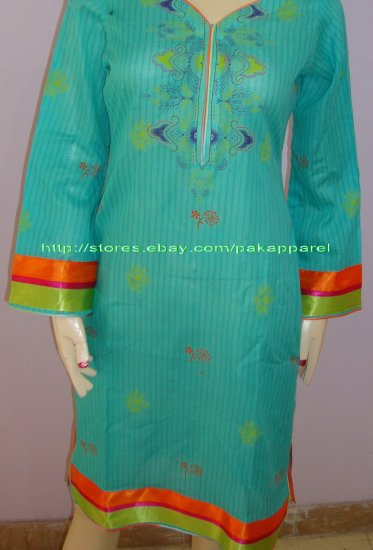 PAKAPPAREL :Sleeves and Kameez Daaman Style :02