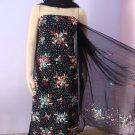 PAKAPPAREL : Hand Made Unstitched Salwar Shalwar Kameez C10-87-3