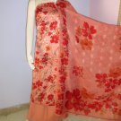 PAKAPPAREL : Jacquard Crepe Print Salwar Shalwar kameez C10-126-4