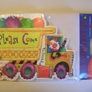 American Greetings Please Come Party Invitation Cards