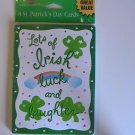 American Greetings St. Patricks Day Irish Note Cards
