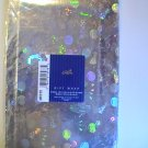 Gibson Cards Shiny Silver Party Gift Wrapping Paper