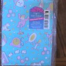 Amer. Greetings Baby Gift Wrapping Paper/Powder Scent