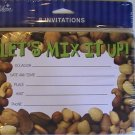 """Gibson Cards """"Let's Mix It Up!"""" Party Invitations"""