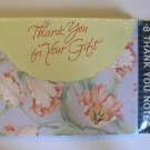 Gibson Thank You For Your Gift Thank You Note Cards