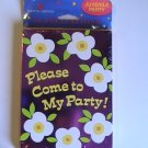 American Greetings Shiny Party Invitation Cards
