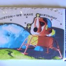 Gibson Cards Houston-We Have A  Birthday Party Invitations