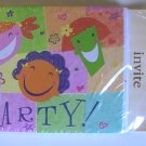 American Greetings Sparkly Party Invitation Cards