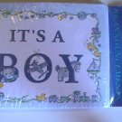 "American Greetings ""It's A Boy"" Announcement Note Cards"