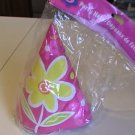 American Greetings Pink Flower Party Hats