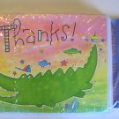 American Greetings Alligator Thank You Note Cards