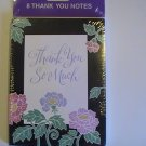 Tender Thoughts Thank You So Much Thank You Note Cards
