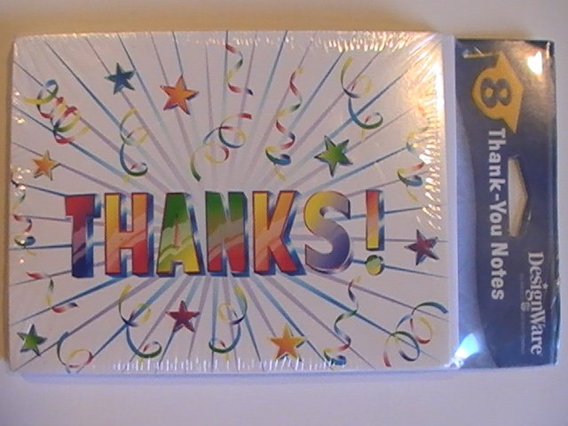 American Greetings Graduation Thank You Note Cards