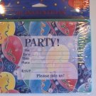 American Greetings PARTY! Invitation Cards