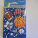 AmericanGreetings Sports It's A Party! Invitation Cards