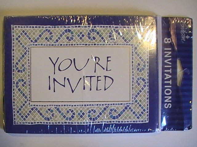 Gibson Cards You're Invited Invitation Cards