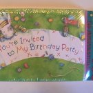 American Greetings Birthday Party Invitation Cards
