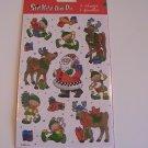 Stickety-Doo-Da Christmas Stickers (2 Sheets)