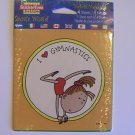 American Greetings Gymnastic Stickers (4 Sheets)
