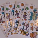American Greetings Halloween Stickers (4 Sheets)