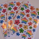 American Greetings Smiling Stars Stickers (3 Sheets)