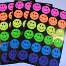 Amer. Greetings Colorful Smiley Face Stickers (3 Sheets)