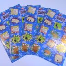 American Greetings RugRats Stickers (4 Sheets)
