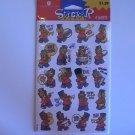 American Greetings Bear Sticker World (4 Sheets)