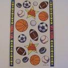American Greetings All Star Sports Tattoos (2 Sheets)