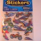 Ja-Ru Glitter Stickers (2 Sheets-24 pcs)