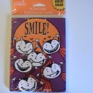 Gibson Halloween Smiling Bats Greetings Cards