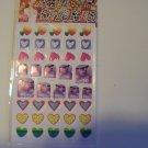 Princess Nail Shop Fingernail Decorations (40 Stickers)