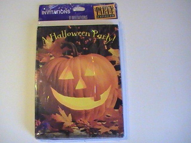 Hallmark A Halloween Party Invitation Cards