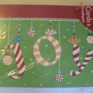 Holiday Greetings Joy Christmas Invitation Cards