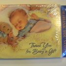 American Greetings Thank You For BAby's Gift Note Cards