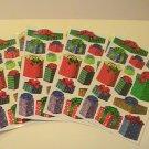 Sandylion Christmas Holiday Scrapbook Craft Stickers