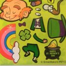 SmileMakers Saint Patricks Day Fun Sticker Page (15 Sheets)