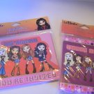 Lil' Bratz  Party Invitation Cards & Thank You's