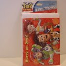 Hallmark Toy Story Party Invitation Cards