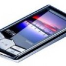"Sleek 2GB MP4 Player - 1.8"" LCD"