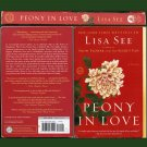 Peony In Love (PB) Lisa See Historical China Chinese Culture